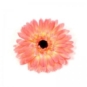 AB-112 Ansteckblume Gerbera, apricot, 12,5 cm_a
