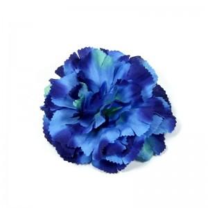 AB-119 Ansteckblume Nelke, blau, 9 cm_a