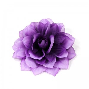 AB-120 Ansteckblume Dahlie, violett, 13 cm_a