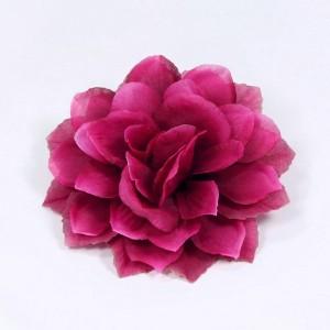 AB-125 Ansteckblume Dahlie, purpur, 13 cm_a
