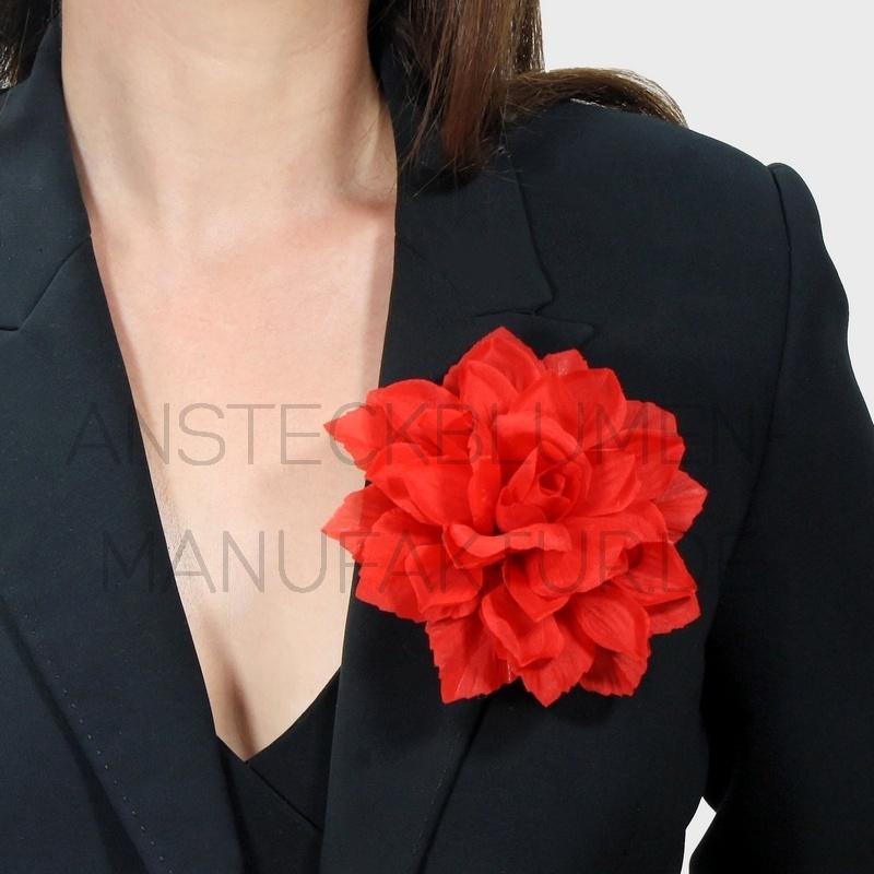 Ansteckblumen Haarblüten Ansteckblumen Manufaktur Fachhändler