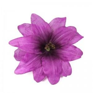 AB-136 Haarblüte Lilie, violett, 12 cm_a