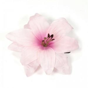 AB-139 Haarblüte Lilie, pink, 12 cm_a