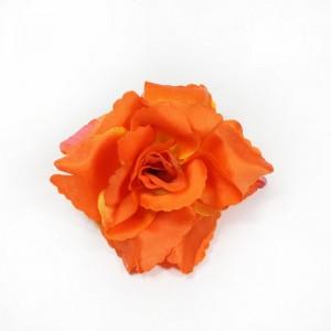 AB-146 Ansteckrose, orange, 10 cm_a